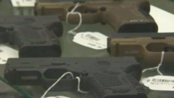 Stolen Guns Turn Up at Violent Crime Scenes in DC Area