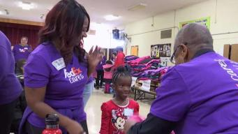 Program Gives Kids Free, Brand-New Winter Coats in Maryland