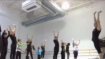 Students at Darby's Dancers Teach Kids With Autism for Free