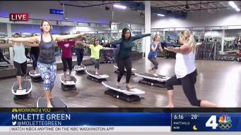 Workout Class Lets You Hang 10 Without the Water