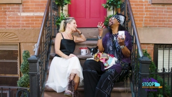 Bootsy Collins Brings His Good Vibes to Talk Stoop