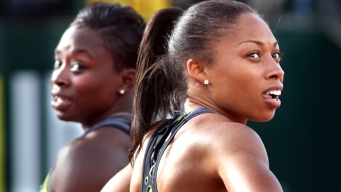 Coin Flip Could Decide Olympic Spot for Women's 100m