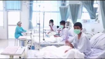 Thai Boys Face Health Risks After Rescue