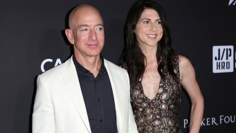 How Much Could Mackenzie Bezos Get in a Divorce?