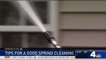 The Spots You're Missing During Spring Cleaning
