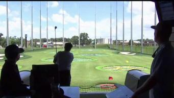 Topgolf National Harbor Swings Into Prince George's County