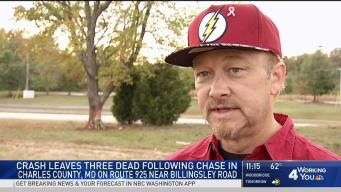 Uncle of Charles County Crash Victim Speaks