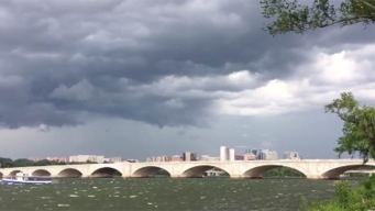 DC Area Heating up Again After Brief, Stormy Cool Spell