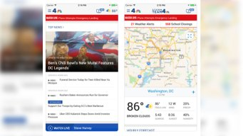 How to Customize News Alerts in the NBC Washington App