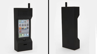 The iPhone Cover You Never Knew You Wanted
