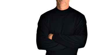 Sales of Steve Jobs' Fave Mock Turtlenecks Skyrocket