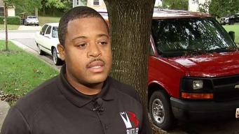 Veteran's Auto Business Robbed