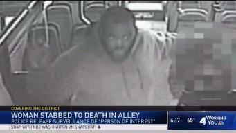 Video Shows Person of Interest in Congress Heights Killing