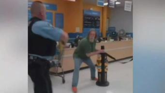 Video Shows Walmart Customer Fly Into Rage Before Tasing