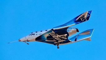 Space-Tourism Enters 'Home Stretch' Toward Commercial Flight