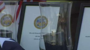 'We Owe Them All': Soldiers Who Died Alone Buried in Va.