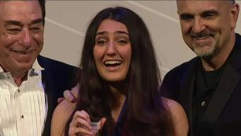 Va. Student Wins $250K Science Prize for Her Work on Planets