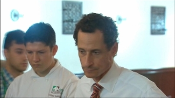 Flashback 2013: Weiner Can't Recall How Many Women He Sexted