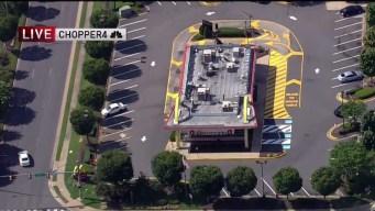 Man Accused in VA McDonald's Attack on Woman Kills Self: PD
