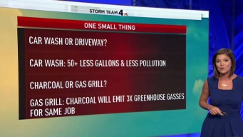 Small Things You Can Do to Cut Greenhouse Gas Emissions