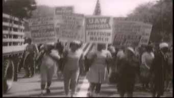 Participant Recalls 1963 March on Washington