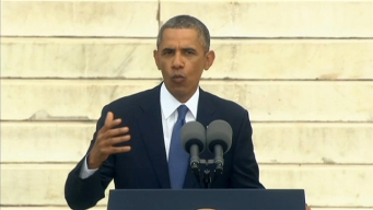 March on Washington: President Obama's Speech