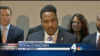 Mayor Gray Implicated in Jeffrey Thompson's Plea