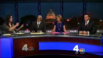 Doreen Gentzler Pays Tribute to Co-Anchor Jim Vance