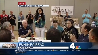 Celebrating Fairfax: Family Fun in the City
