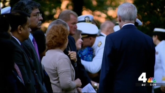 Multiple Remembrances One Year After Navy Yard Shooting