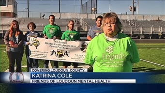 Rivals Join Forces to Raise Money for Mental Health Awareness