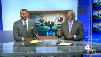 DeSean Jackson Debate Carries Into News4 at 6