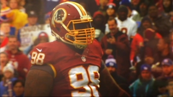 Knighton Beating Cluster Headaches to Stay on the Field