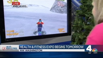 Hit the Slopes at the Health & Fitness Expo