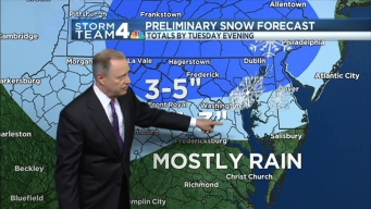 Morning Weather, February 7, 2016