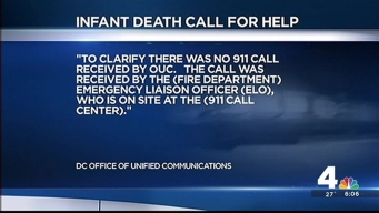 DC Firefighter Under Review After Circumventing 911 to Help Dying Infant Nephew