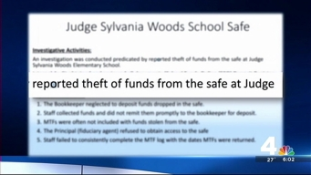 Money Missing at Sylvania Woods Elementary