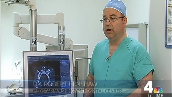 DC Hospital Uses Cutting-Edge Technology to Remove Tumor