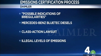 Daimler Asked to Investigate Emissions Certification Process
