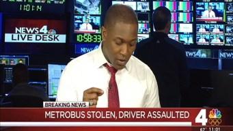 Juveniles Stab Bus Driver, Hijack Metrobus: Police
