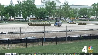 National Mall Turf Replacement Enters Final Phase