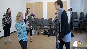Improv Class Offers Special Skills for Psychotherapists