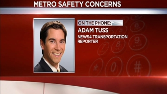Fires Cause More Safety Concerns Ahead of Metro Announcement
