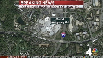 Update: Suspects Being Treated After Mall Shooting