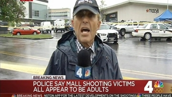 Victims of Mall Shooting in Critical Condition