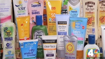 Report Finds Some Sunscreens Less Effective Than Promised