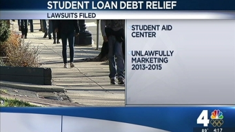 Student Debt Relief Companies Accused of Scam