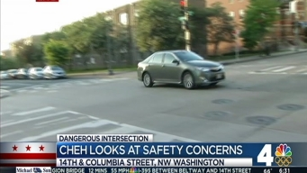 A Look at One of the Most Dangerous Intersections in DC