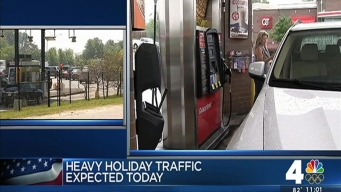 Holiday Travelers Hit the Road for Memorial Day Weekend