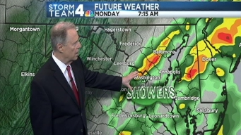 Morning Weather, May 29, 2016